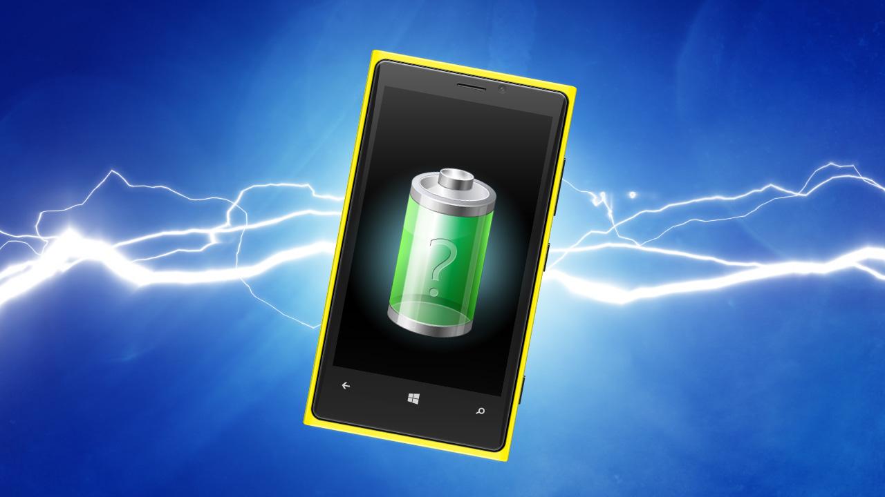 battery app