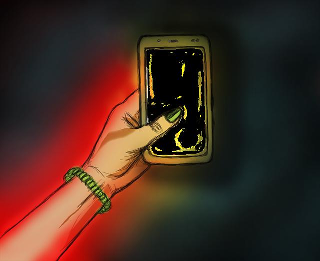overheated phone