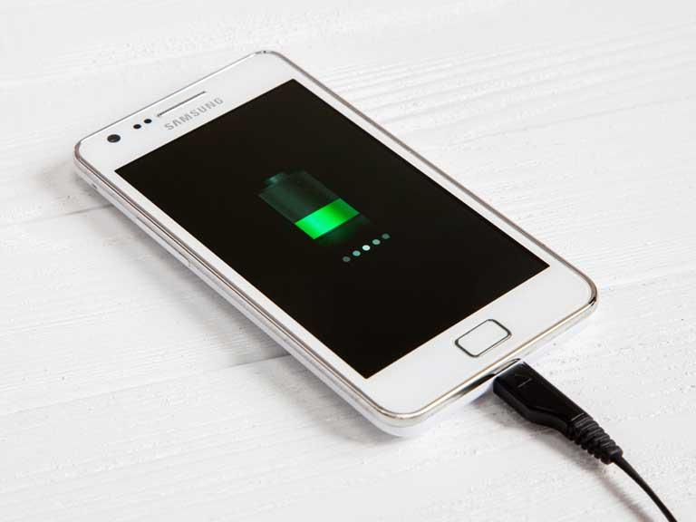 phonetophone charging