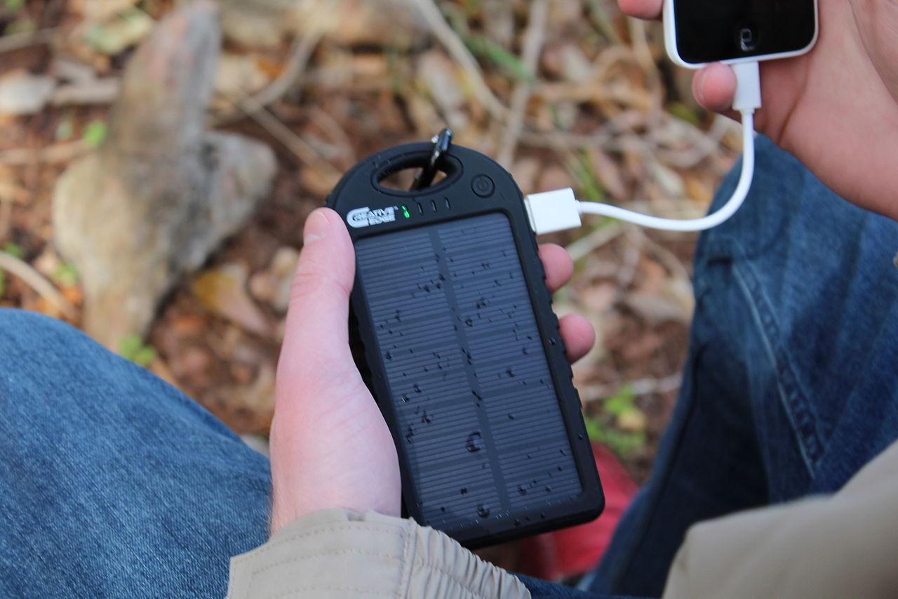 solar power charging