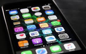 apps running